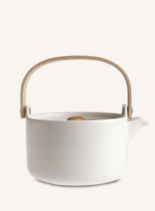 Théière blanche * Marimekko