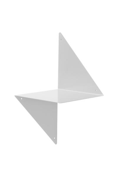 Etagère 3D en métal plié * A donde?