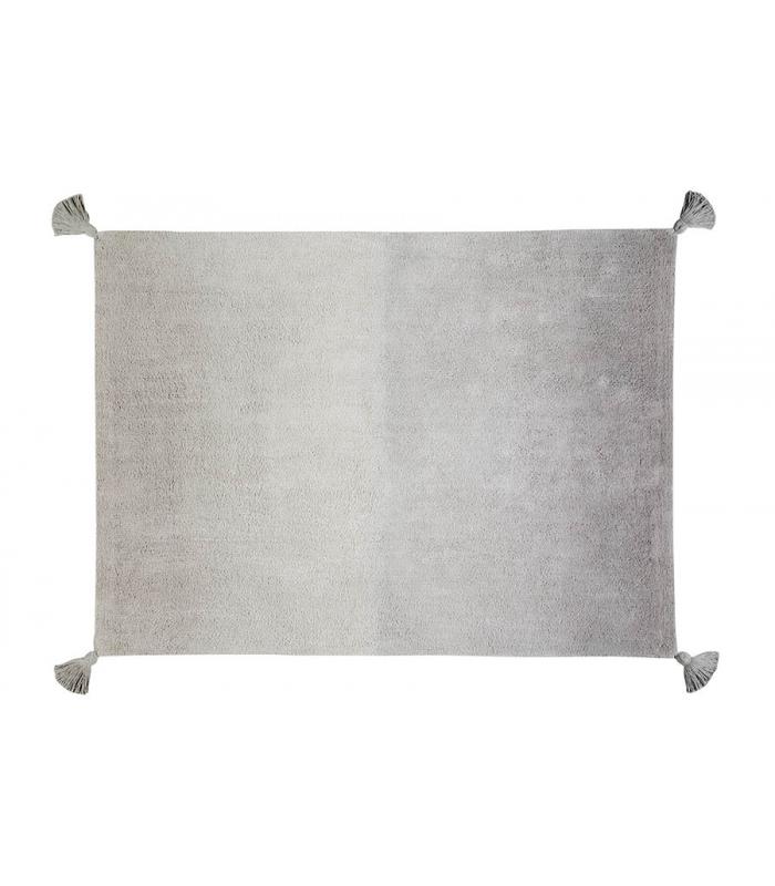 Tapis dégradé gris * Lorena Canals