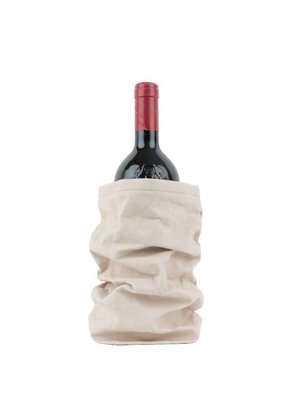 Etui rafraîchisseur à bouteille de vin simple * Uashmama