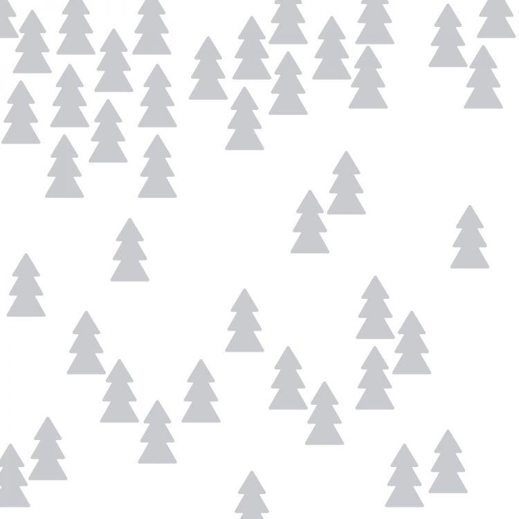 Stickers muraux arbres gris * Tresxics