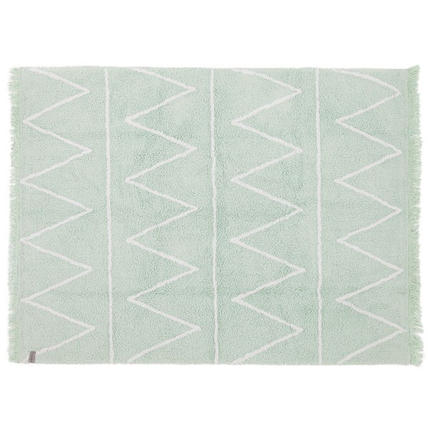 Tapis Hippy mint * Lorena Canals