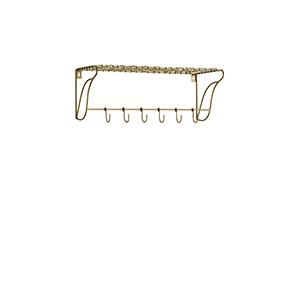 Étagère - archelle à crochets * Madam Stoltz