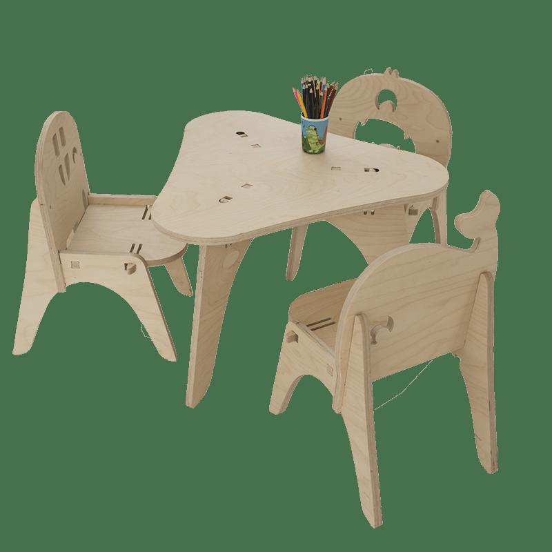 Table et chaises enfant  *Elysta