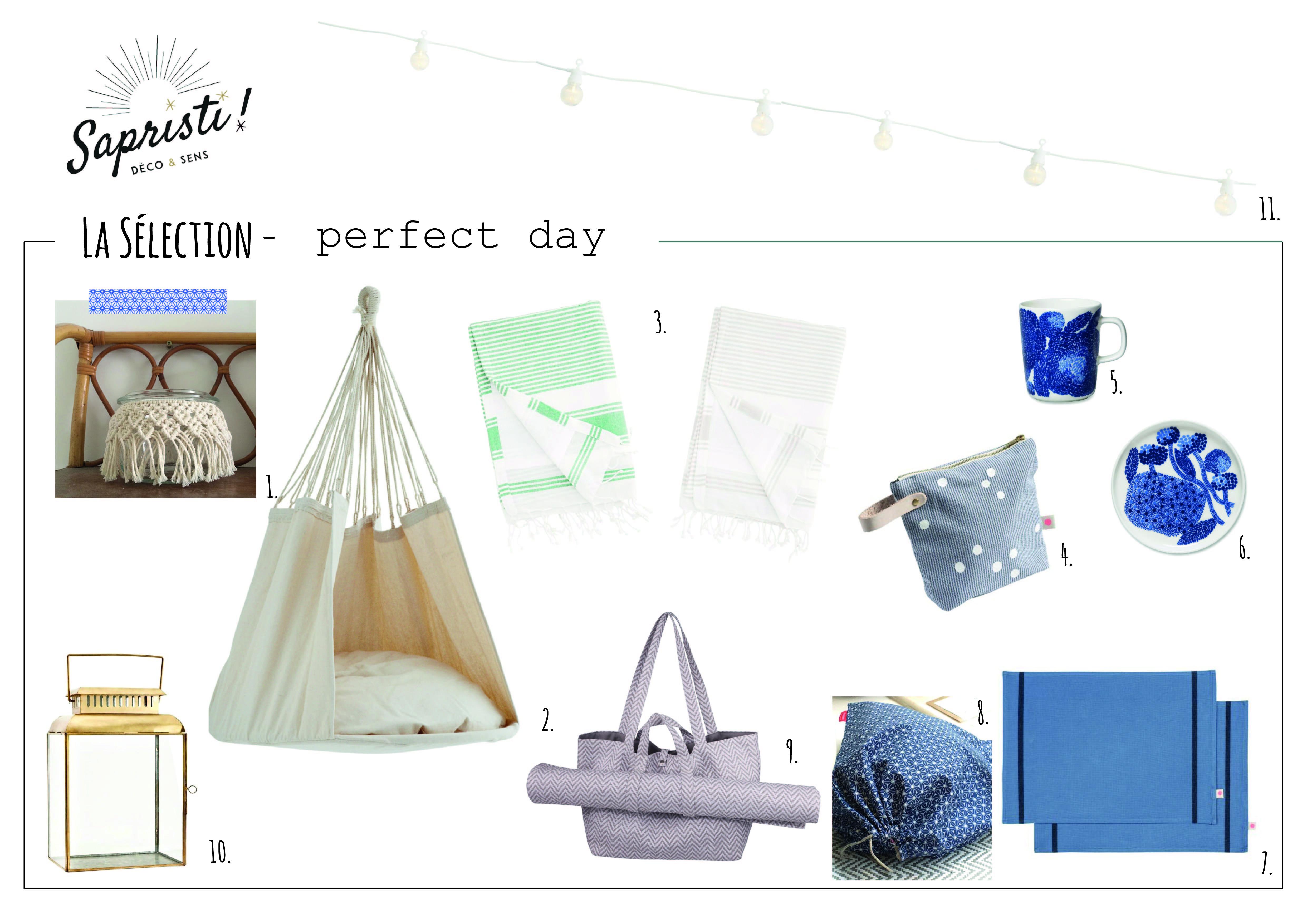 planche shopping perfect day_Plan de travail 1