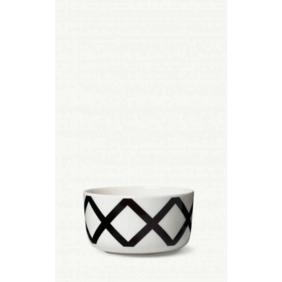 Bol à motifs géométriques Spaljé 5dl * Marimekko