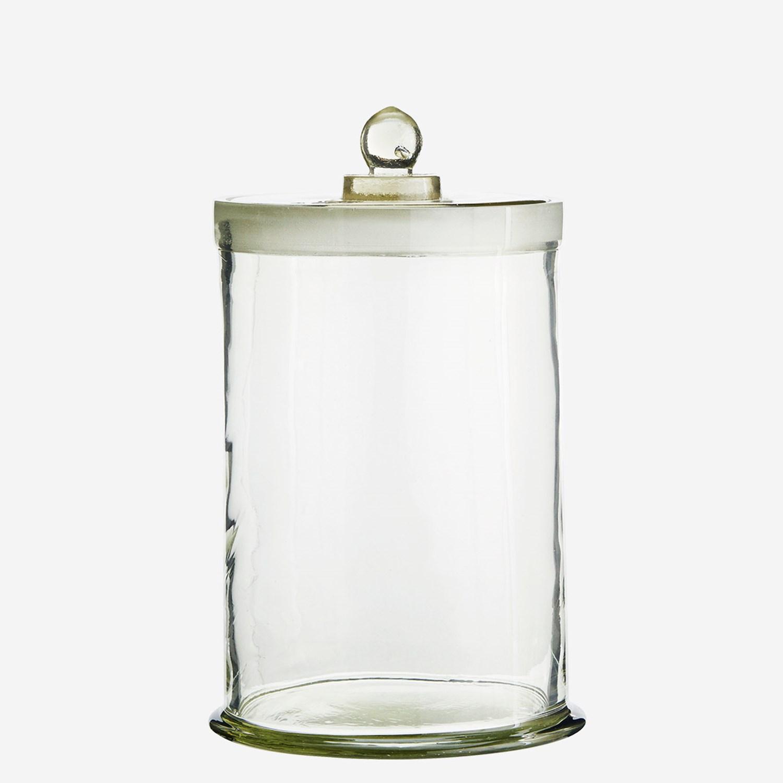 Pot à conservation en verre recyclé * Madam Stoltz