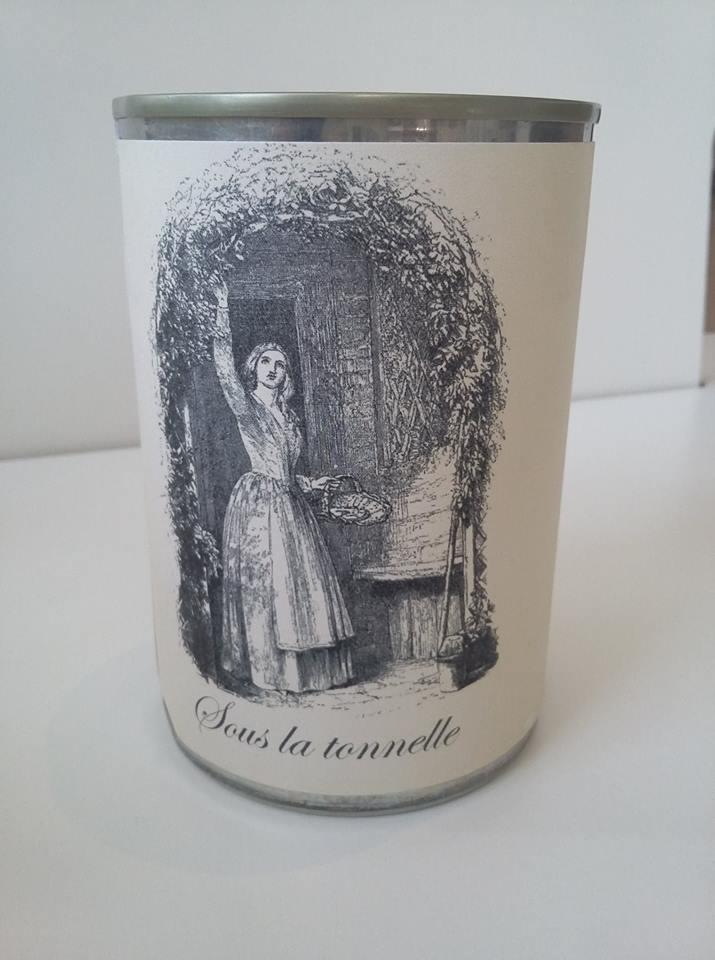 Bougie conserve Citronnelle* Zeste de Patine