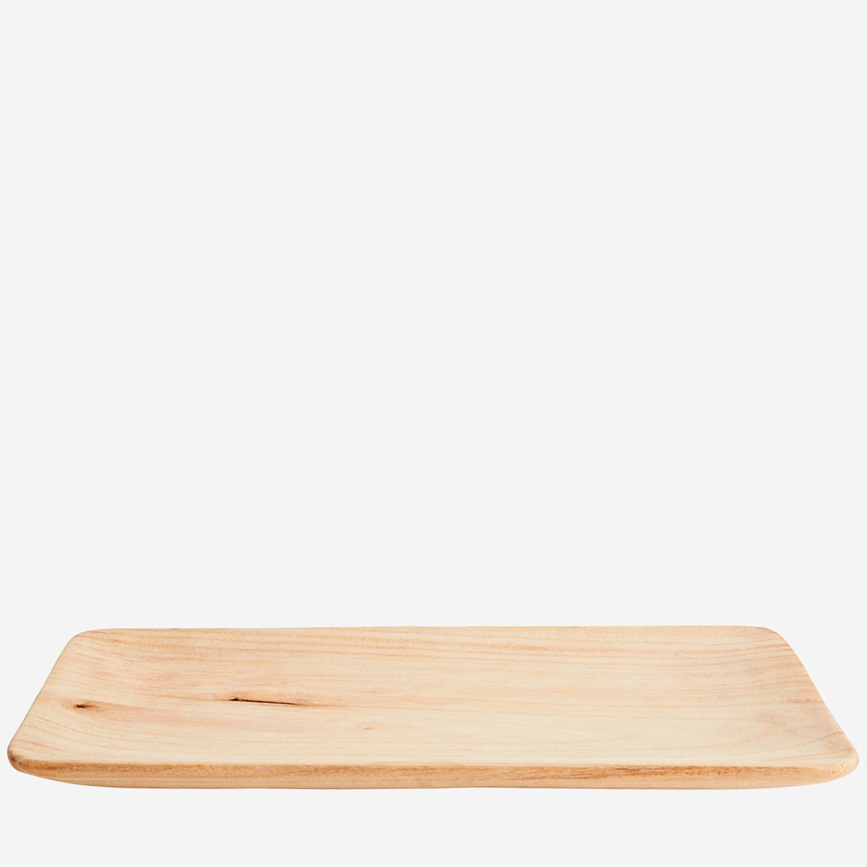 Plateau en bois rectangulaire * Madam Stoltz