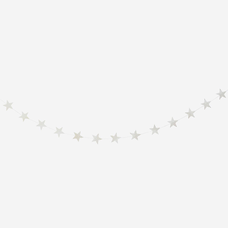 Guirlande en papier décorative