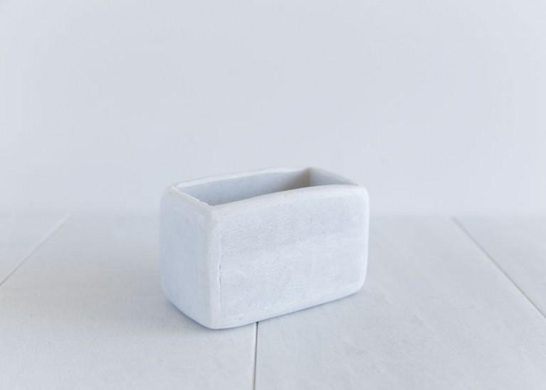 Porte brosse à dents en marbre (large) * Cool Soap