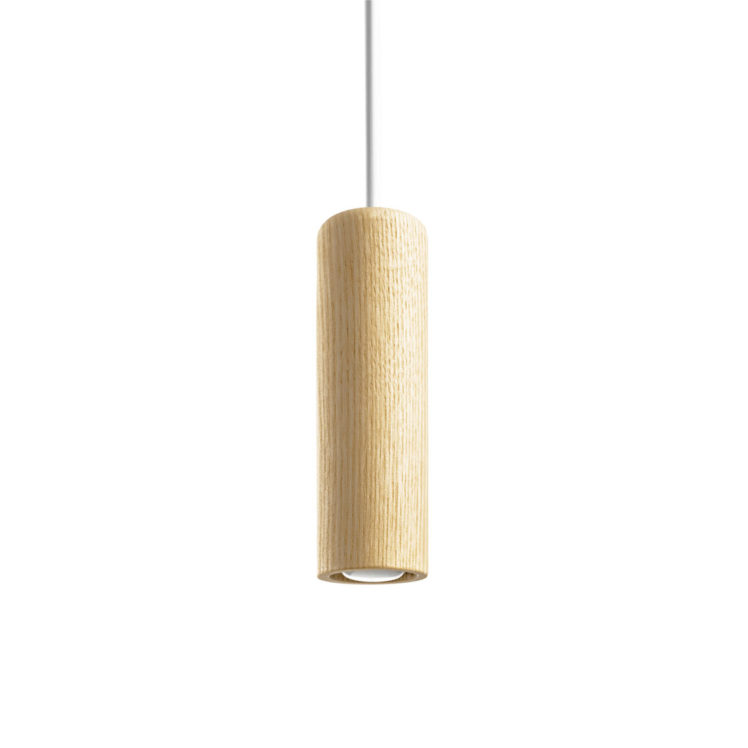 Mini suspension bois clair * Stilst par Dutch Brands Collective