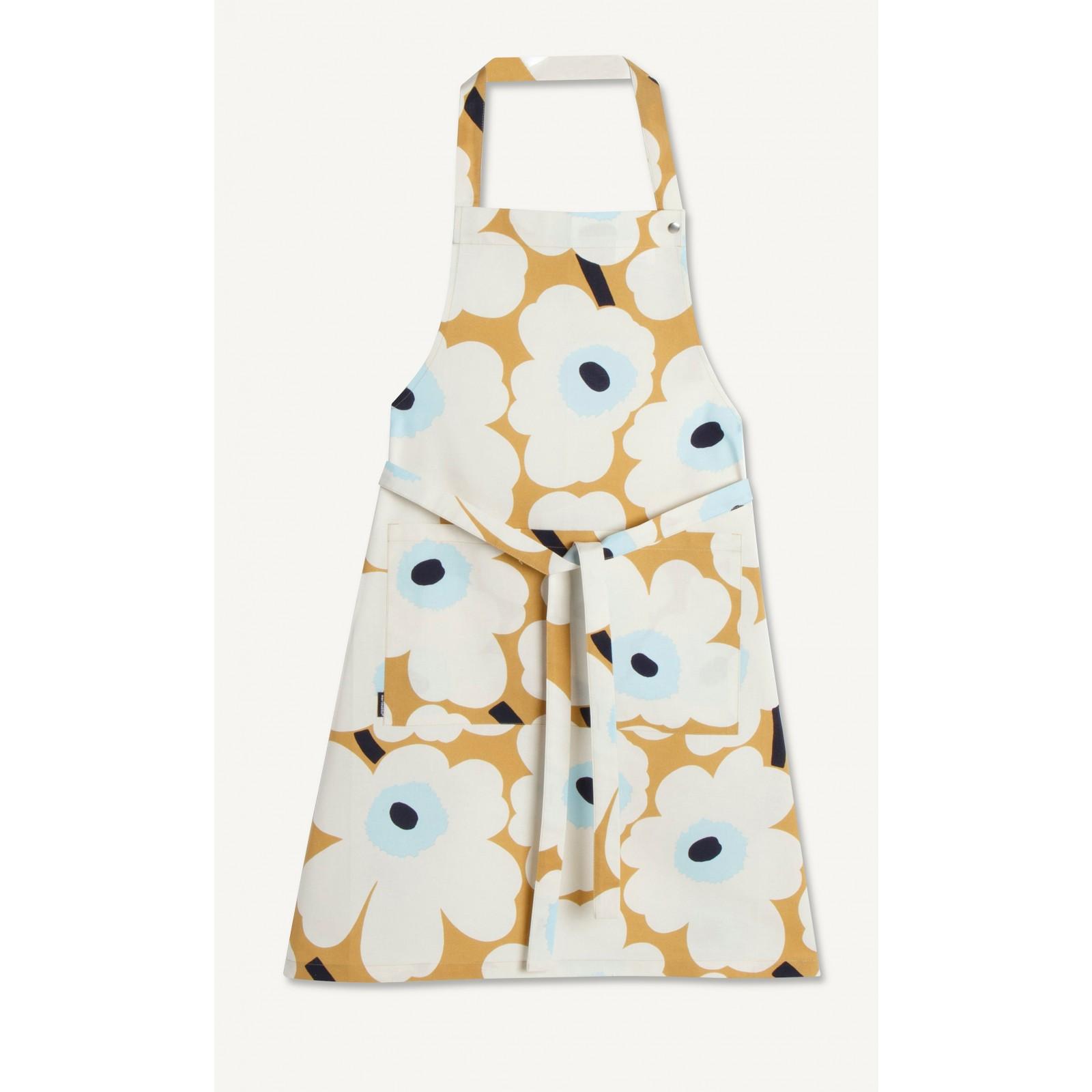 Tablier Pieni Unikko apron * Marimekko
