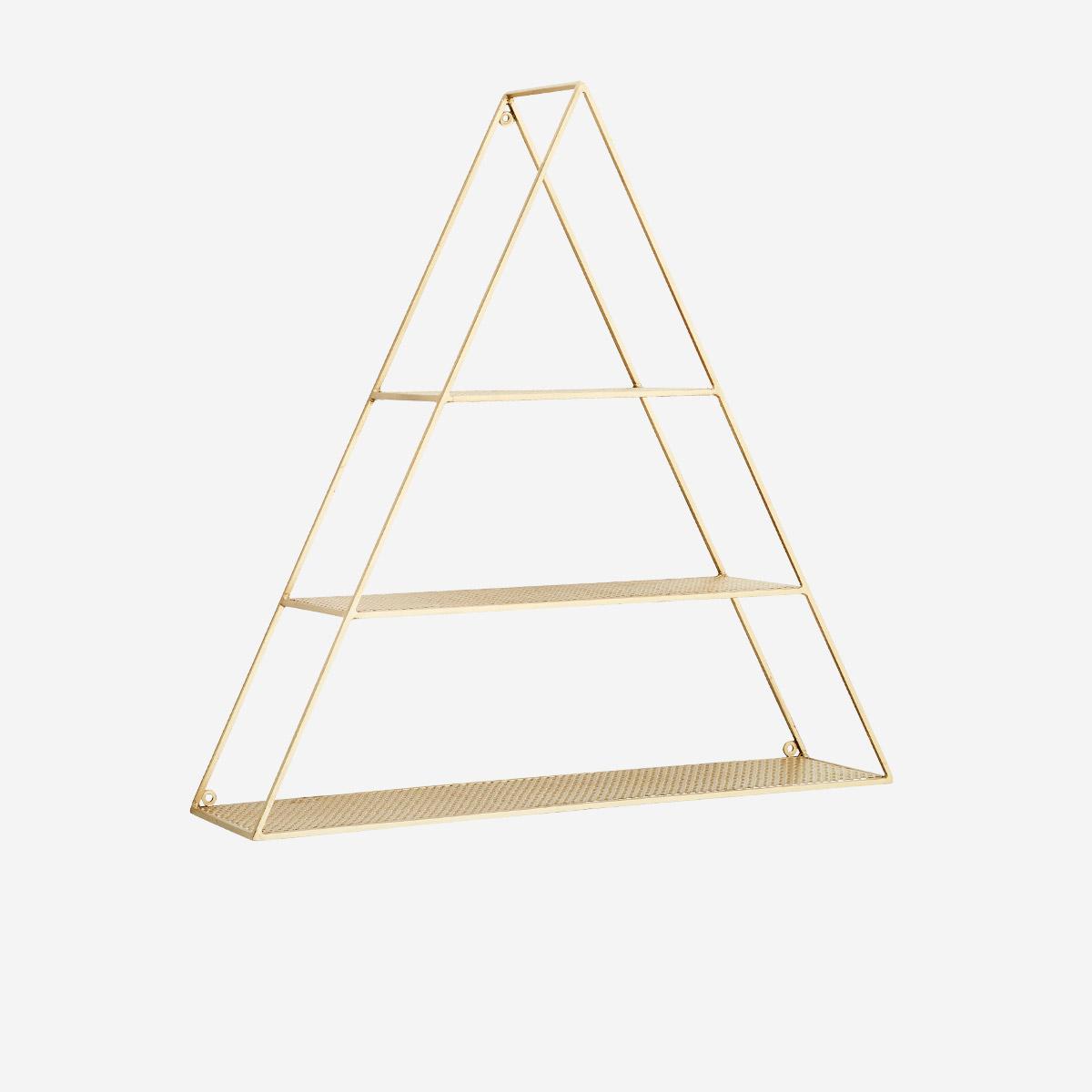 Étagère triangulaire * Madam Stoltz