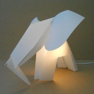 Luminaire éléphant lampe led * Plizoo
