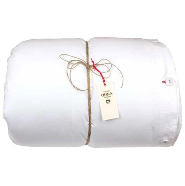 Housse de couette en coton lavé 240x220