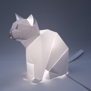 Luminaire chat lampe led * Plizoo