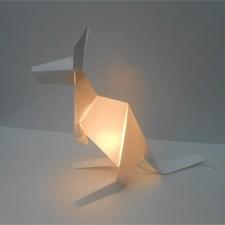 Luminaire kangourou lampe led * Plizoo