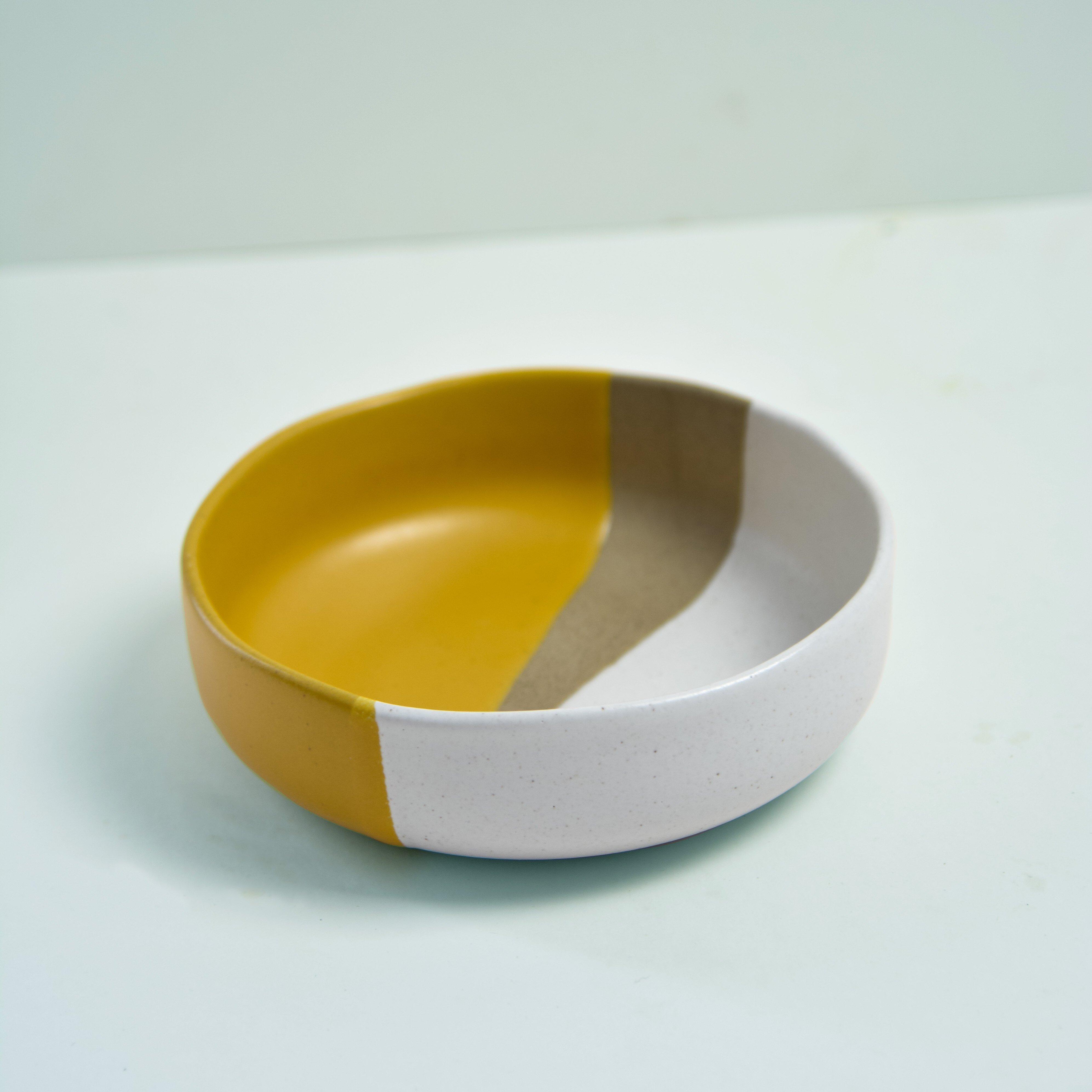 Bol pour pâtes en céramique émaillée