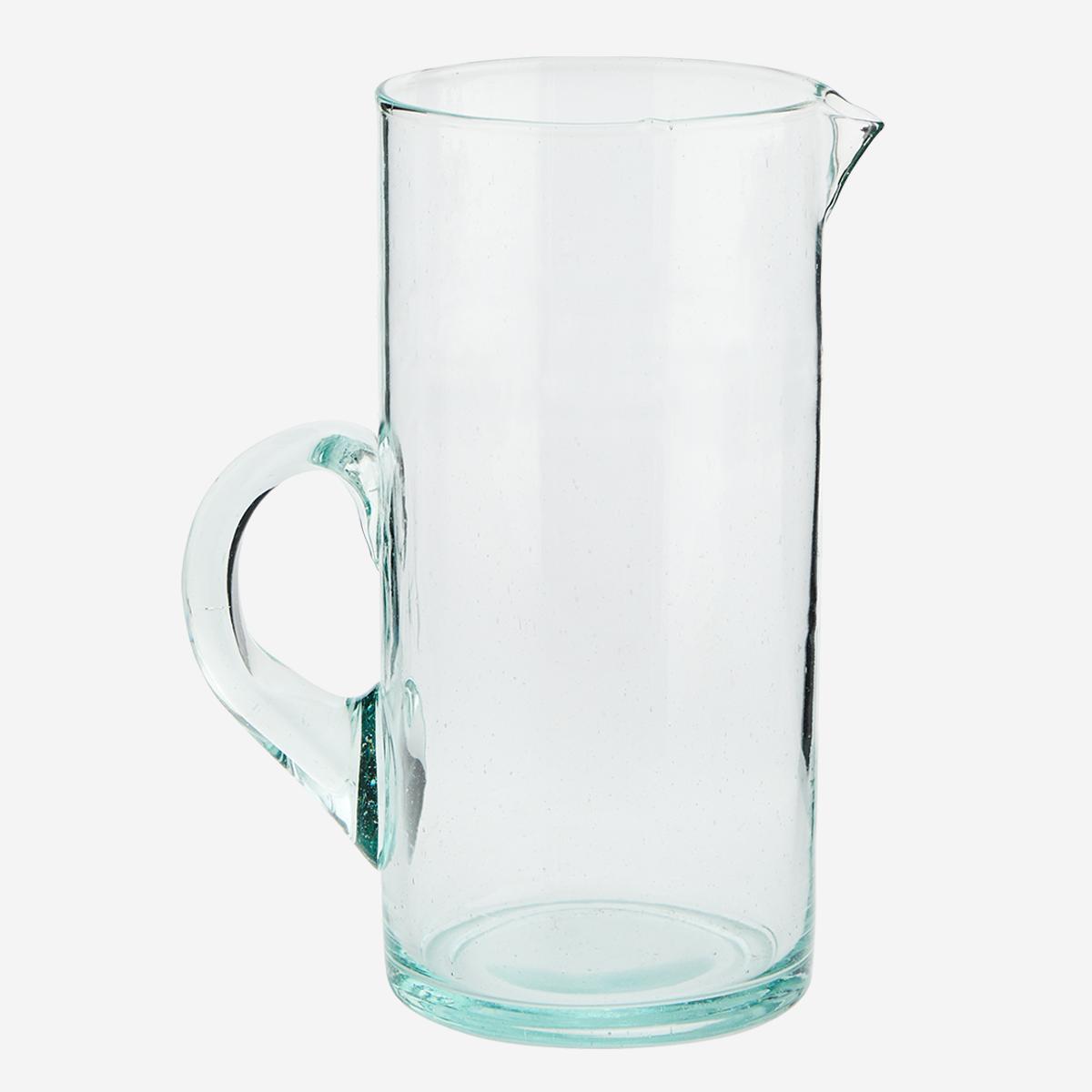 Cruche Beldi en verre * Madam Stoltz