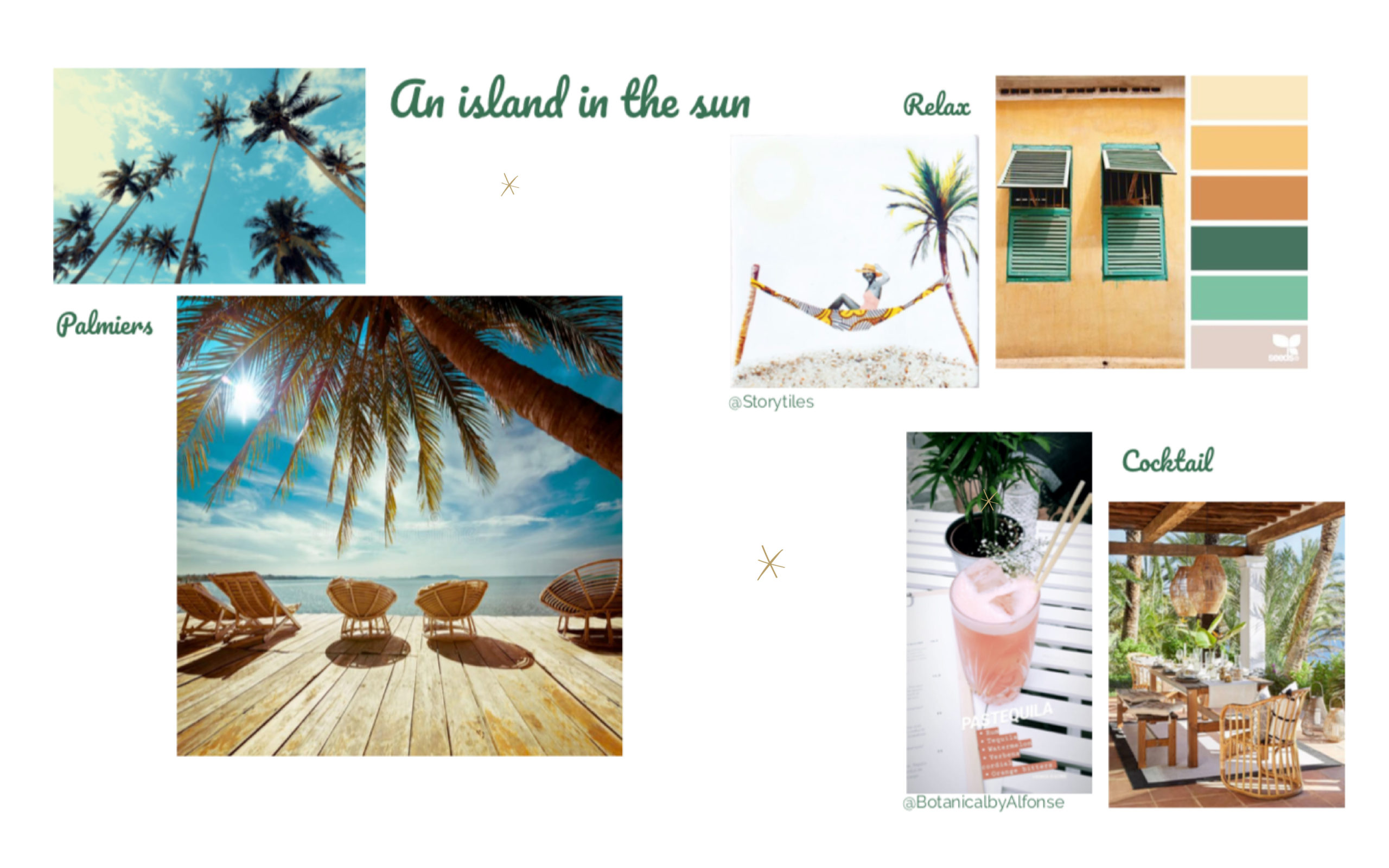 An island in the sun planche ambiance-01