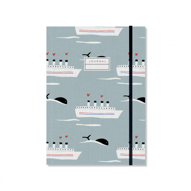 Journal Ferries * Monsieur Papier