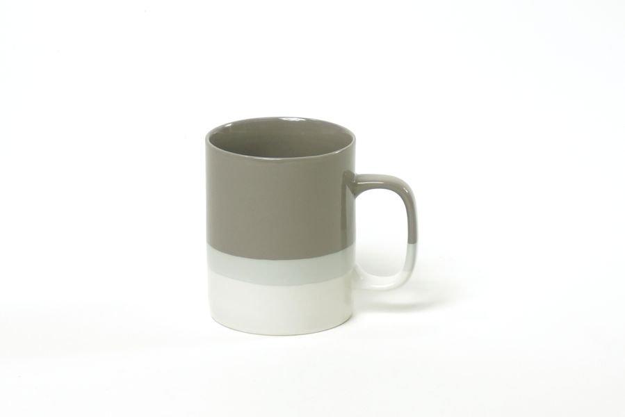 Mug dégradé gris 350cl * Kinta