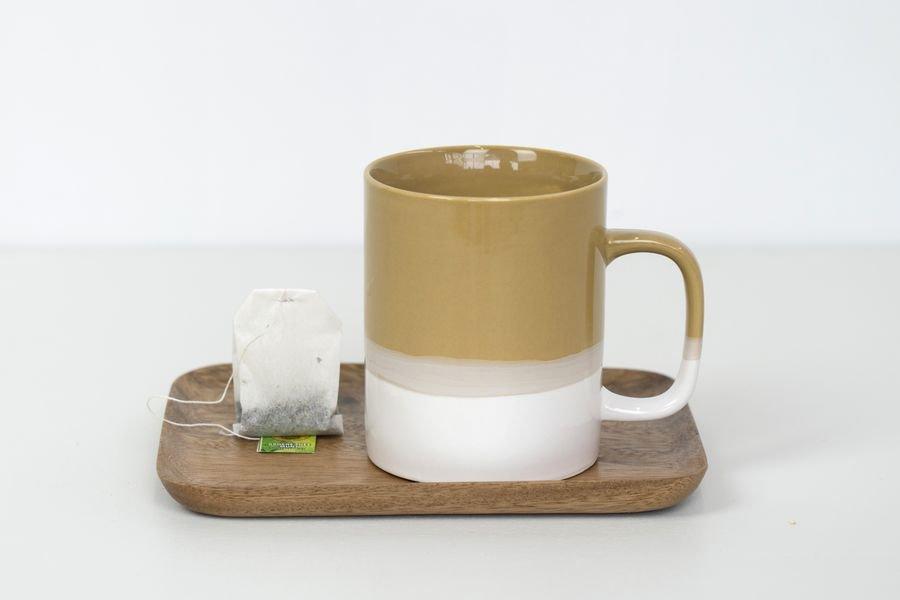Mug dégradé moutarde 350ml * Kinta