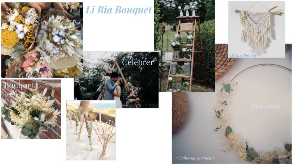 Li Bia Bouquet