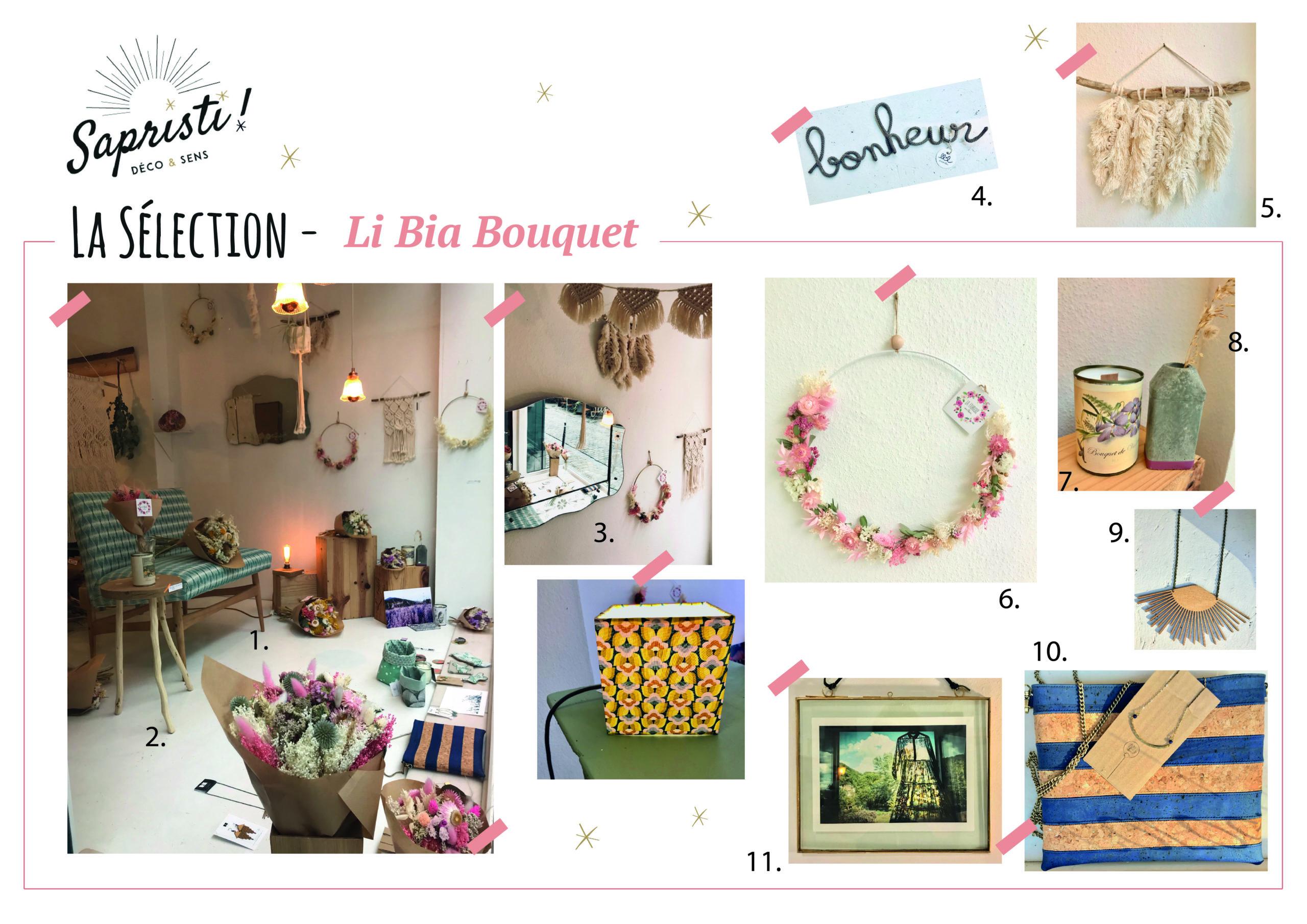 planche shopping LI BIA BOUQUET_Plan de travail 1