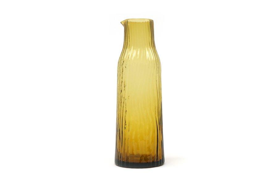 Carafe - Cruche Amnis 900ml ambre * Kinta