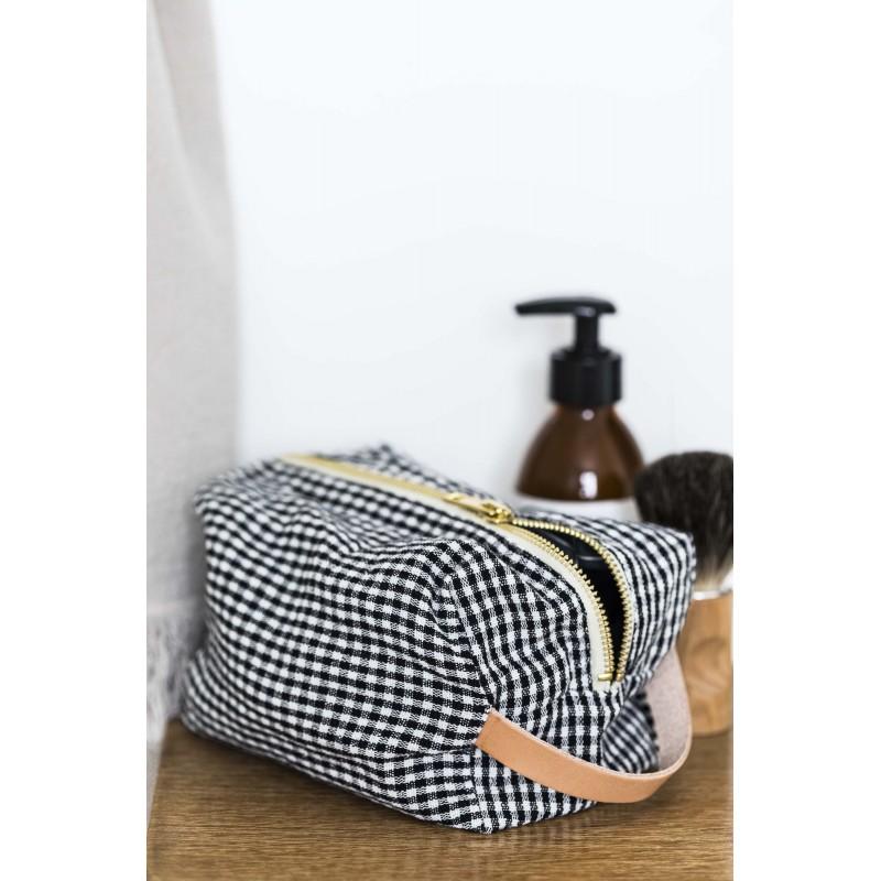 Trousse cube Grand modèle Ernest Vichy * La Cerise sur le Gâteau
