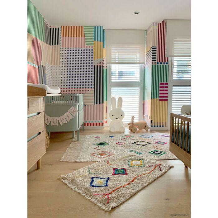 Mini tapis Kaarol 70x100cm * Lorena Canals