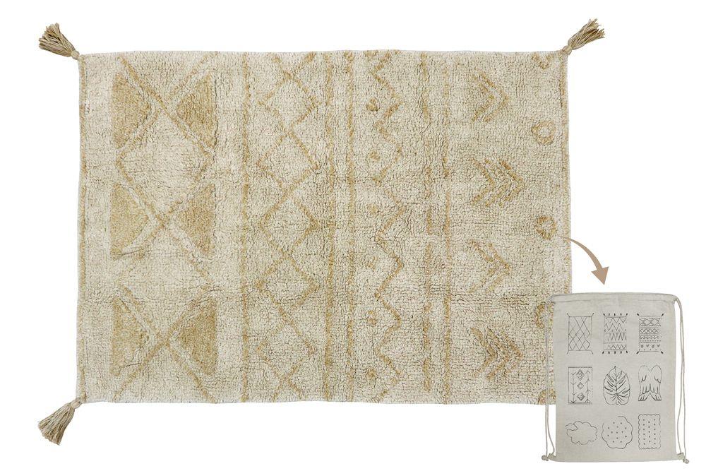Mini tapis Tribu 70x100cm * Lorena Canals