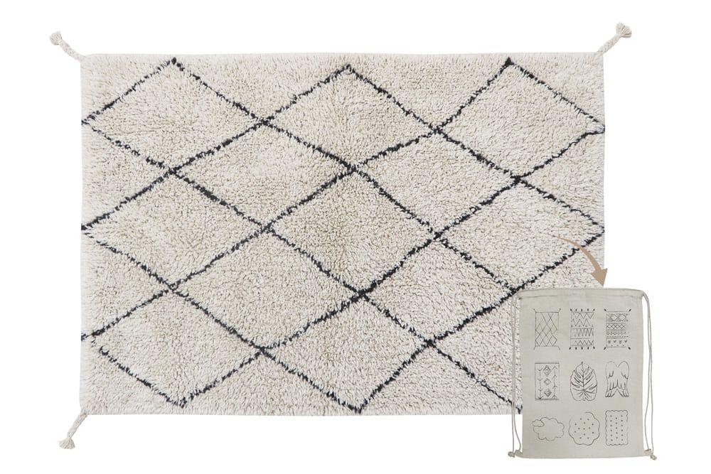 Mini tapis Berbère 70x100cm * Lorena Canals