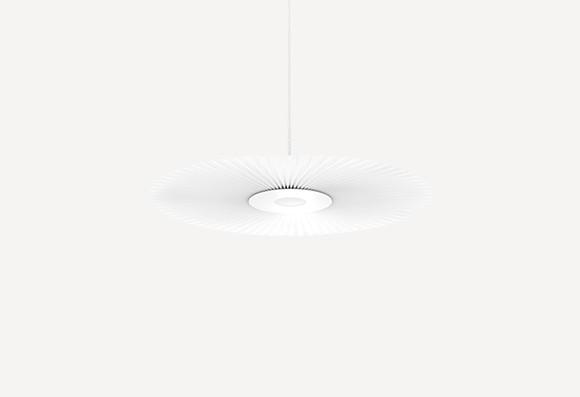 Suspension Carmen blanc - 3 tailles * Hartô Design