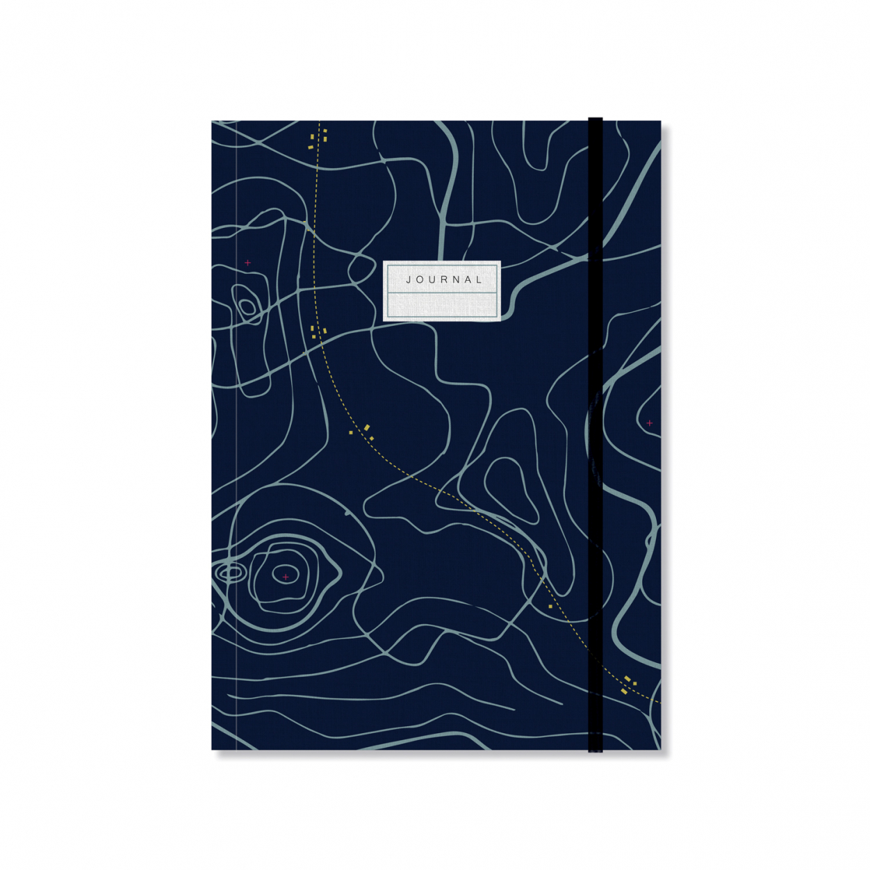 Journal Topographie * Monsieur Papier