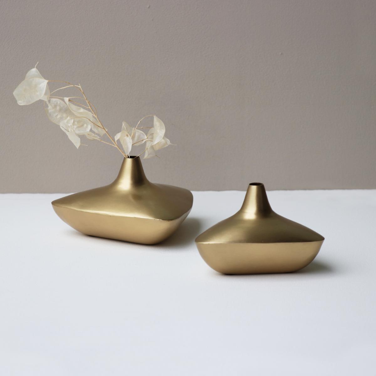 Vase doré Aladin M * Urban Culture Nature